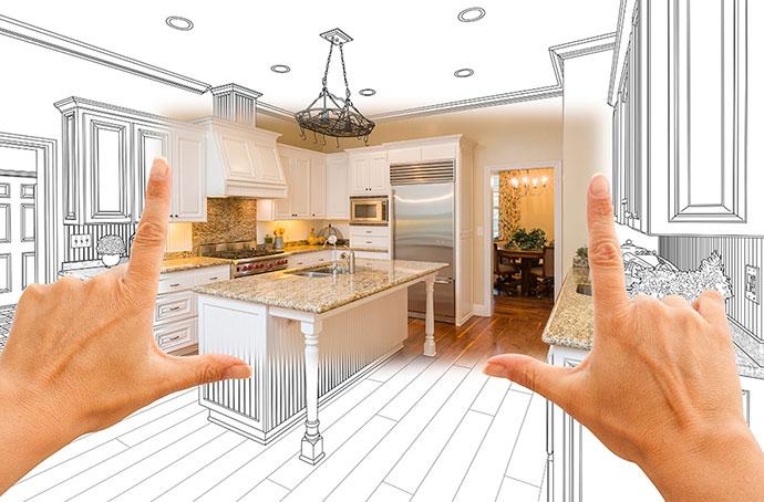 streamline house renovations