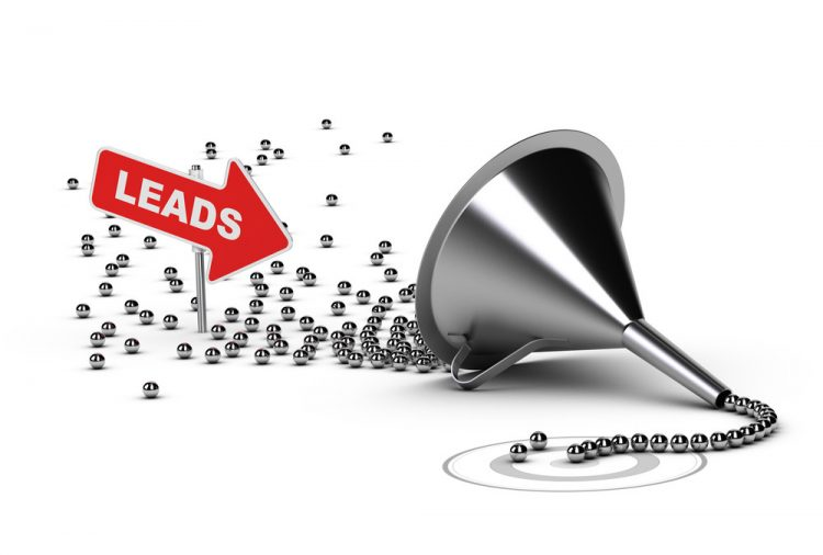 leads grow a business